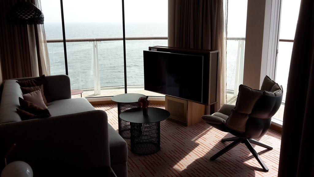 Die neue Mein Schiff 1 - Suite