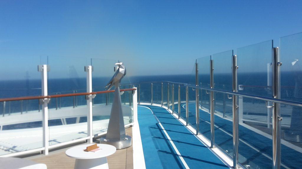 Die neue Mein Schiff 1 - Deck