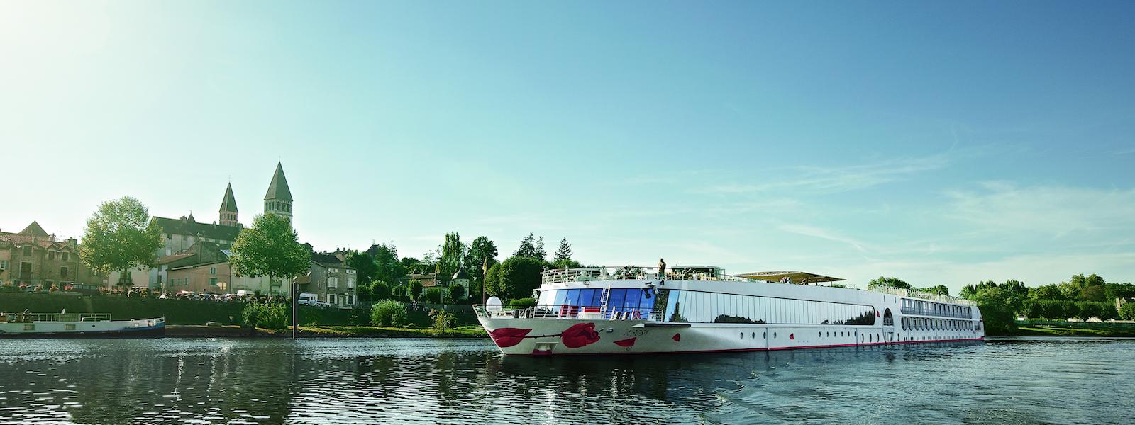 Eine Flusskreuzfahrt durch Europa