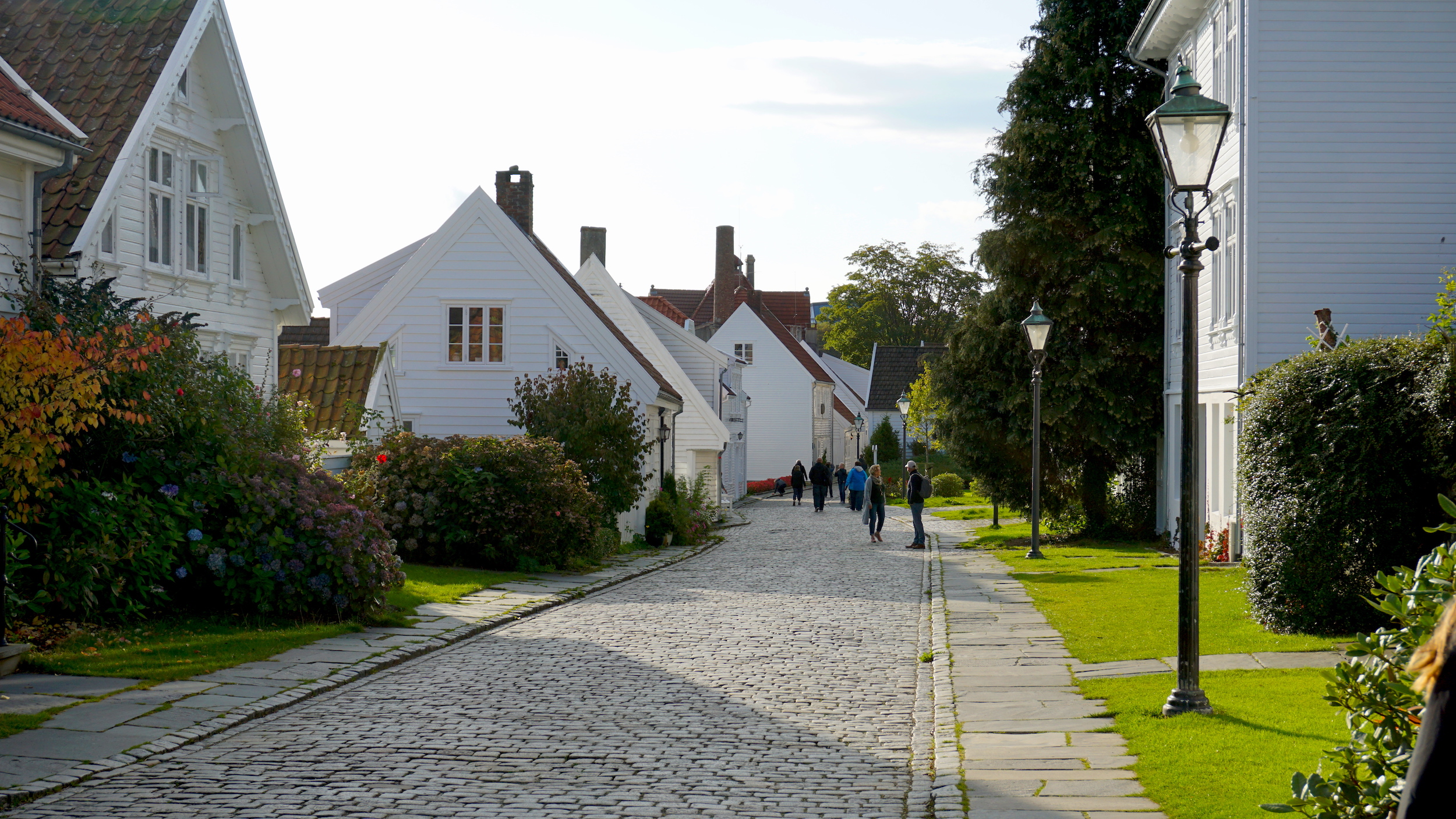 Die Altstadt Gamle Stavanger