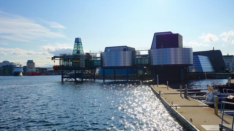 Das Ölmuseum von Stavanger