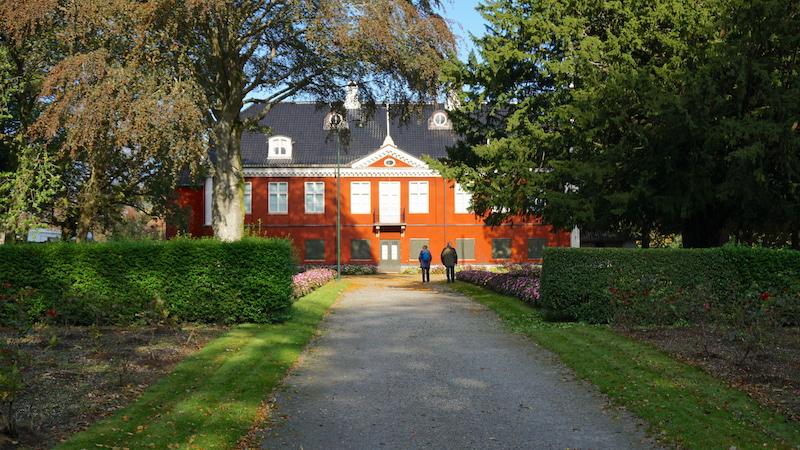 Die Sommerresidenz der Königsfamilie in Stavanger