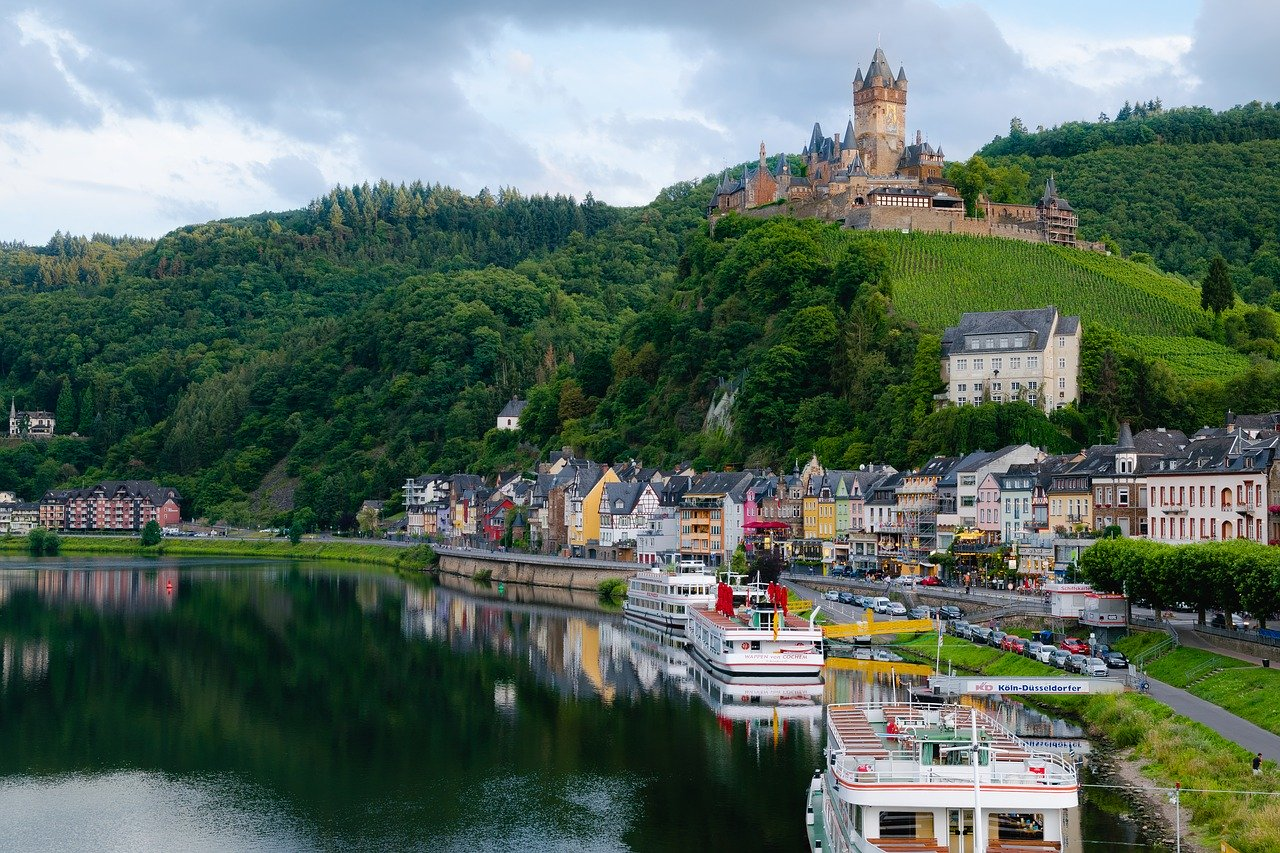 Eine Woche auf Rhein und Mosel