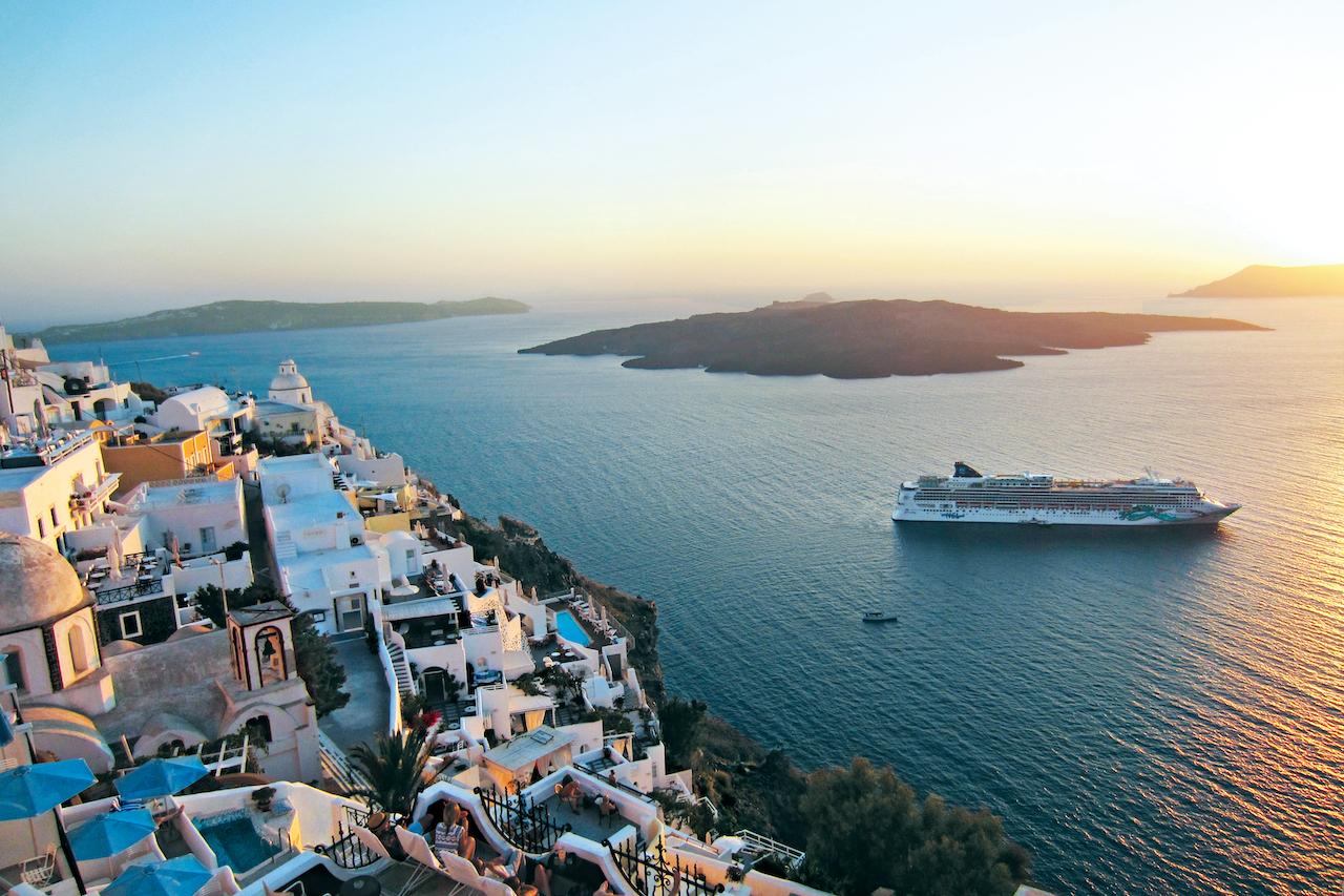 Griechische Inseln ab Athen
